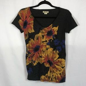 Lucky Brand | Sunflower T-Shirt